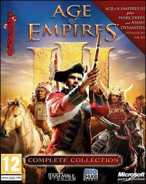Age of Empires III Complete Collection Free Download Full ...