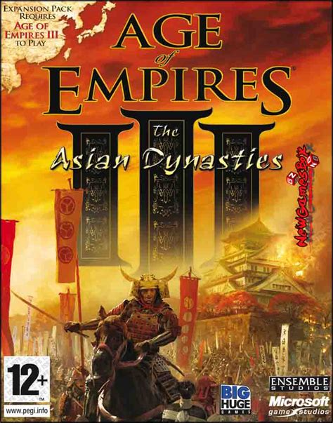 Age of Empires III The Asian Dynasties Free Download Setup