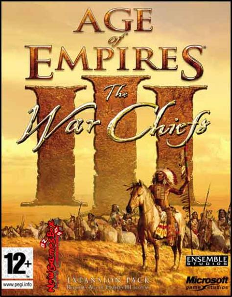 Age of Empires III The WarChiefs Free Download Full Setup