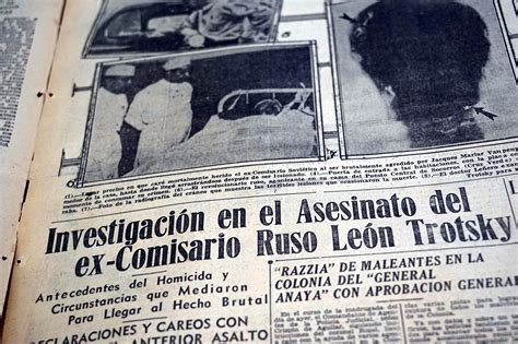 AGN recuerda a León Trotsky a 76 años de su asesinato, vía ...