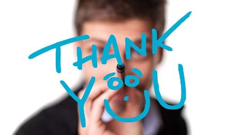 Agradecer: cómo decir