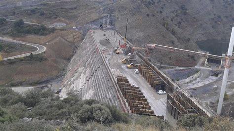 Agricultura da continuidad a las obras de la presa de ...
