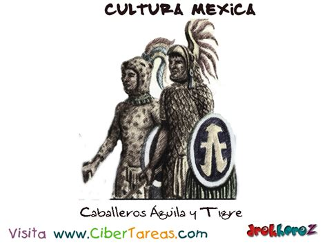 Águila y Tigre Caballeros – Cultura Mexica   CiberTareas