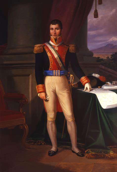 Agustín de Iturbide: el primer Emperador de México - Historia
