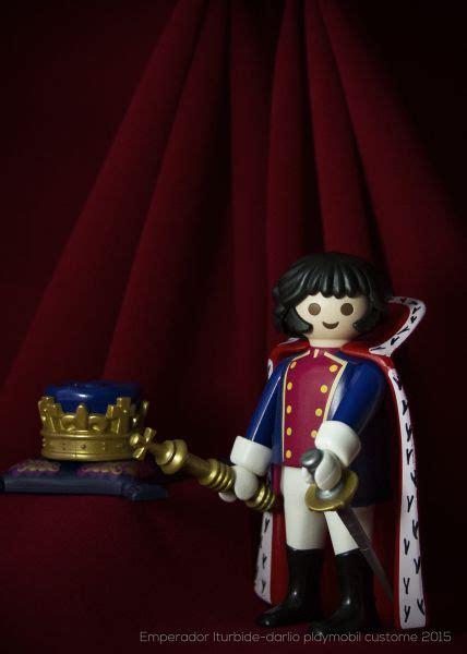 Agustín de Iturbide, Mexico´s first Emperor | Playmobil ...