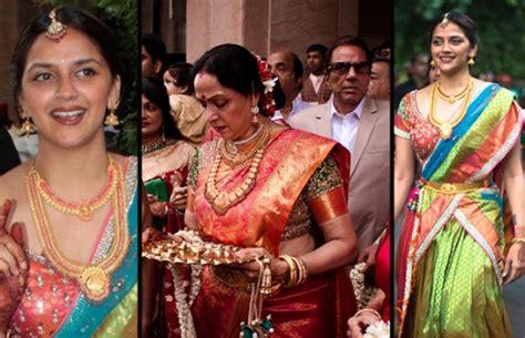 Ahana Deol And Vaibhav Vora Wedding Photos
