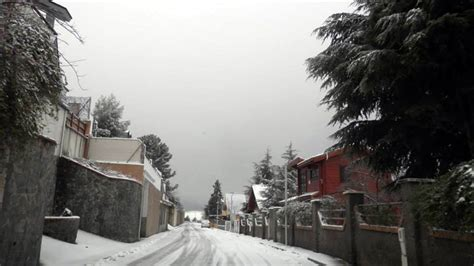 Ahora Granada - La nieve llega a Cumbres Verdes en La ...