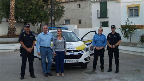 Ahora Granada   La Policía Local de Gójar estrena coche ...
