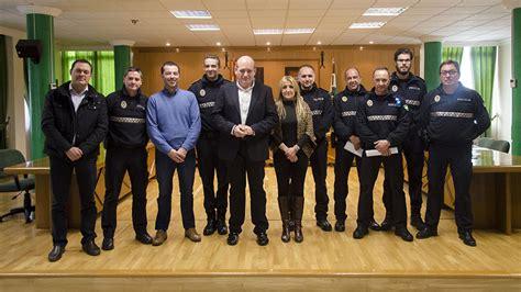 Ahora Granada   Reconocimiento a la Policía Local de ...
