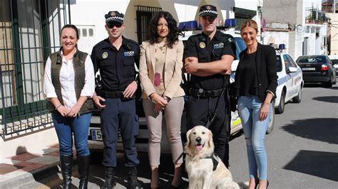 Ahora Granada   Se crea en Otura la primera Unidad Canina ...