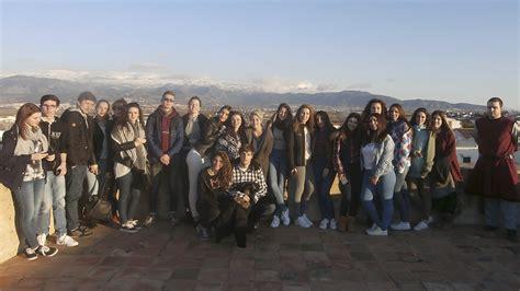 Ahora Granada - Un intercambio cultural en Las Gabias ...
