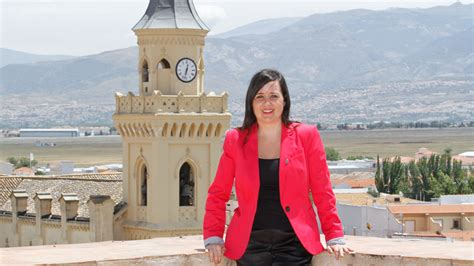 Ahora Granada - Vanessa Polo, candidata del PSOE al ...