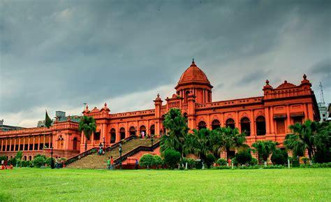 Ahsan Manzil: It s a famous Royal Palace in Bangladesh ᴴᴰ ...