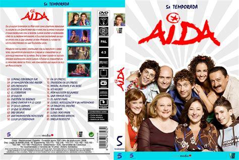 Aida Temporadas 1-8 - Menu-Graphics