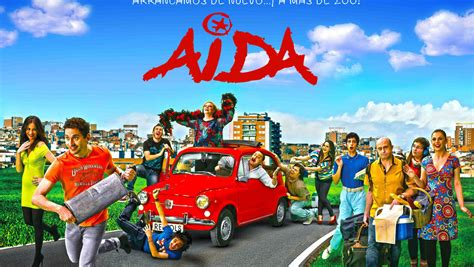 'Aída' terminará en 2014... y con una audiencia menos fiel