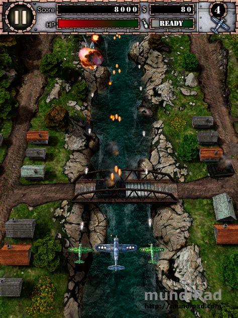 AirAttack HD juego de aviones para iPad