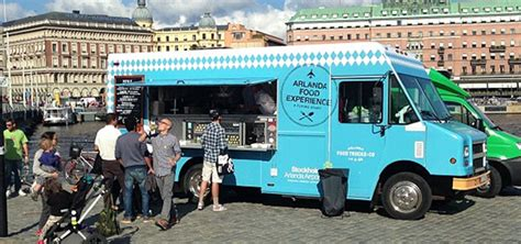 AirlineTrends » Stockholm Arlanda deploys food trucks to ...