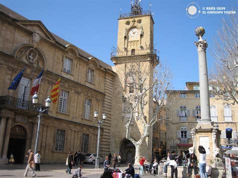 Aix-en-Provence - La Provenza y Costa Azul de Francia