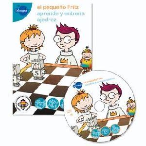 Ajedrez para niños, juego de ordenador El Pequeño Fritz