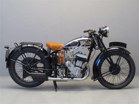 AJS 1931 S9 500cc 1 cyl sv - Yesterdays