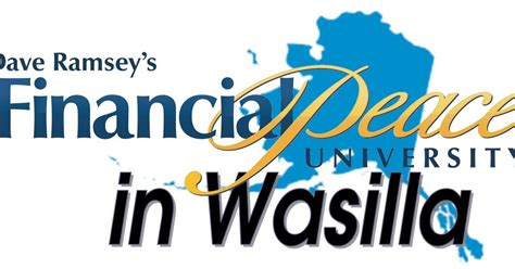 AKStafford: Financial Peace University in Wasilla