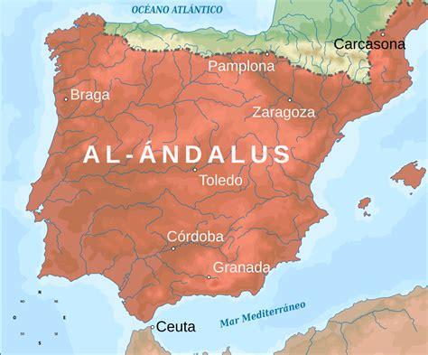 Al Ándalus   Wikipedia, la enciclopedia libre
