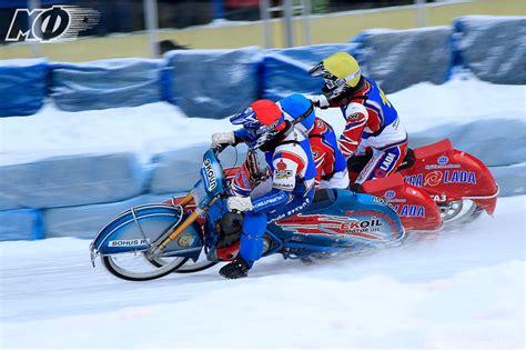 Al límite sobre hielo: Campeonato del Mundo de motos sobre ...