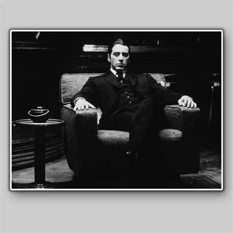 Al Pacino, El Padrino - All4prints
