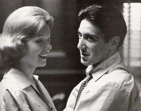 """Al Pacino y Diane Keaton en """"El Padrino Parte II"""" (The ..."""