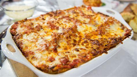 Al Roker s Vegetable Lasagna   TODAY.com