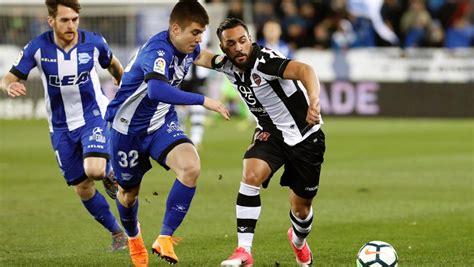 Alavés - Levante: la Liga Santander, hoy en directo online ...