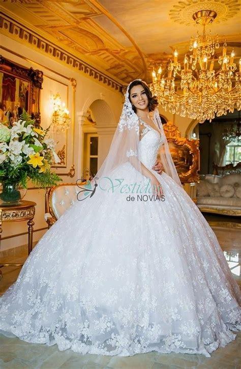 Albacete   el vestido de novia mas hermoso del mundo ...