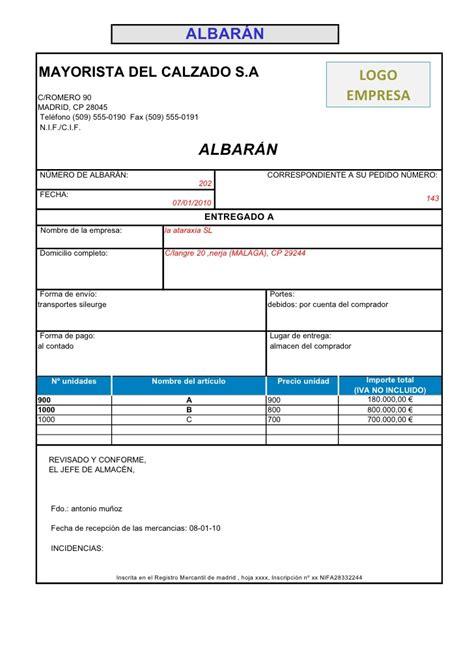 albaran