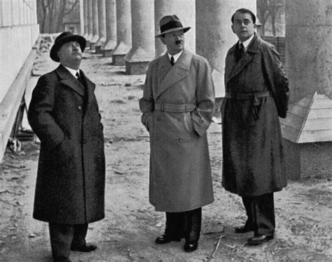 Albert Speer's coat bought at auction by his JEWISH COUSIN ...