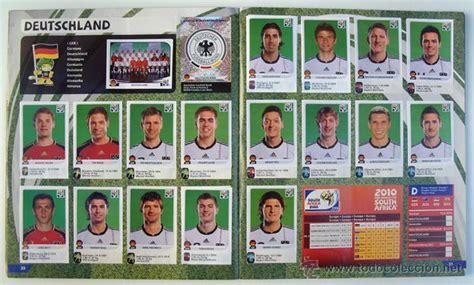 album 2010 fifa world cup south africa mundial - Comprar ...