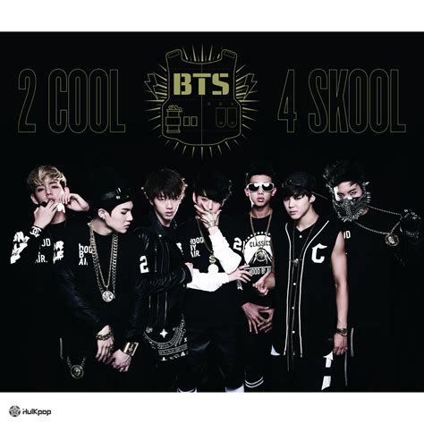 [Album] BTS  Bangtan Boys    2 COOL 4 SKOOL / O!RUL8,2 ...