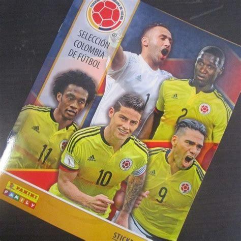 Album Seleccion Colombia Futbol Panini Sin Laminas - $ 26 ...