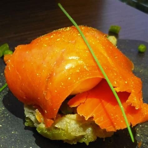 Alcachofas rellenas de salmón en microondas | The cook monkeys