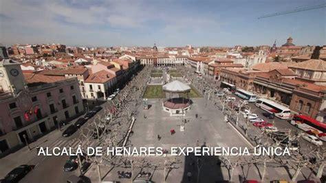 Alcalá, ciudad patrimonio de la humanidad. Video ...