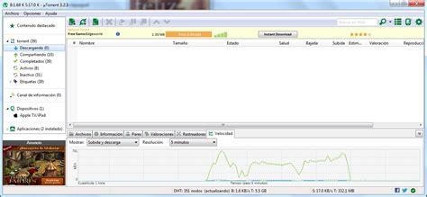 Alcasoft: uTorrent: cliente torrent muy pequeño y ligero!