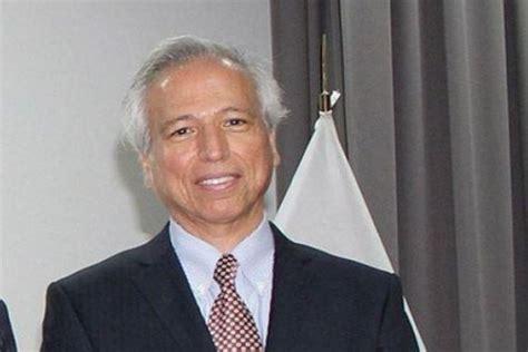 Aldo Vásquez Ríos juramenta esta noche como nuevo ministro ...