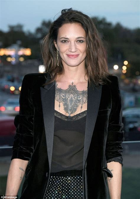 Alec Baldwin spats with Asia Argento and Anthony Bourdain ...