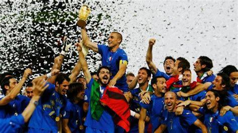 Alemania 2006, cuarta Copa del Mundo para Italia   VAVEL.com