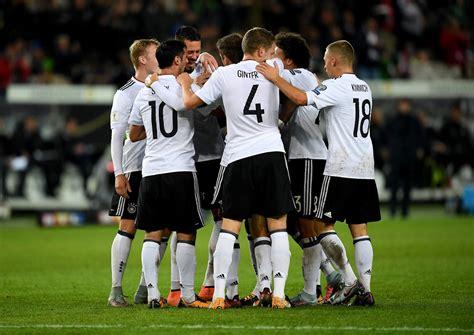 Alemania 5 1 Azerbaiyan: Crónica de Fase Clasificación ...