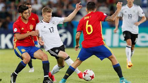 Alemania-España: goles, resultado y resumen - AS.com
