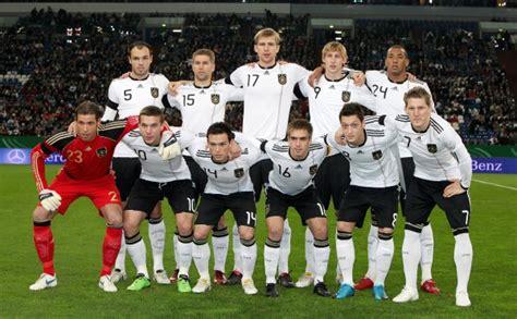 Alemania hace la convocatoria para el Mundial de Sudáfrica ...
