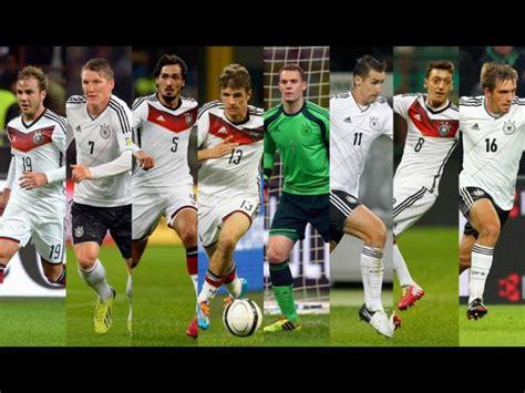 Alemania: Las figuras del  Mannschaft  para Brasil 2014 ...