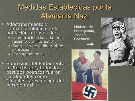 Alemania nazi 4 medio