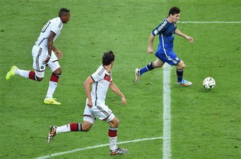 Alemania vs Argentina: resumen, goles y resultado - MARCA.com