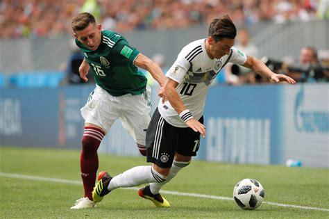 Alemania vs México: Alemania vs México: La selección ...